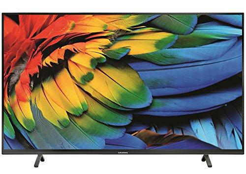 Grundig 65 VLX 6000 BP 165,1 cm (65 Zoll) LED-Backlight-TV (Ultra-HD, 3840 x 2160 Pixel, Dual Triple Tuner, Smart TV)
