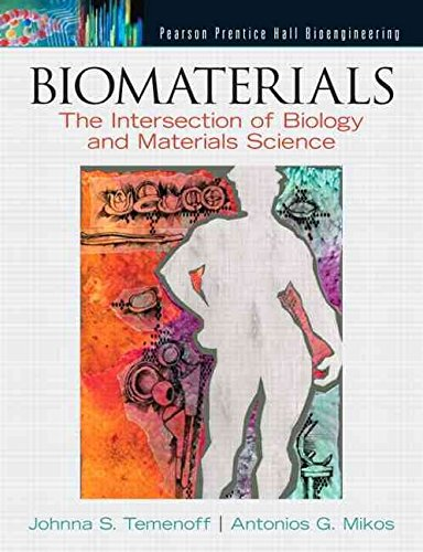 [Biomaterials: The Intersection of Biology and Materials Science] (By: Johnna Temenoff) [published: January, 2008]