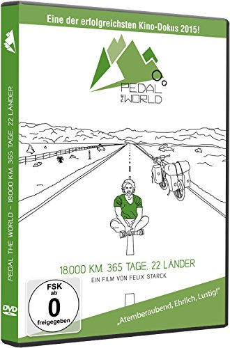 Pedal the World - 18.000km l 365 Tage l 22 Länder -