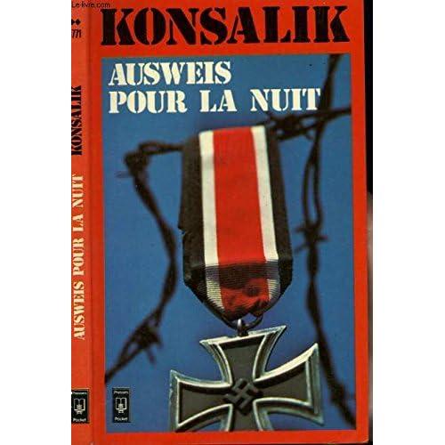 Ausweis pour la nuit : roman