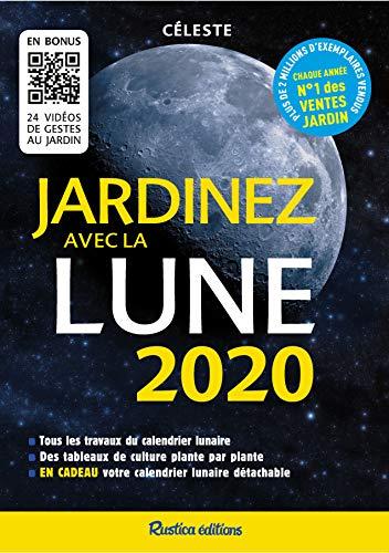 Jardinez avec la Lune par Michel Marin,Isabelle Frances,Celeste,Thérèse Trédoulat