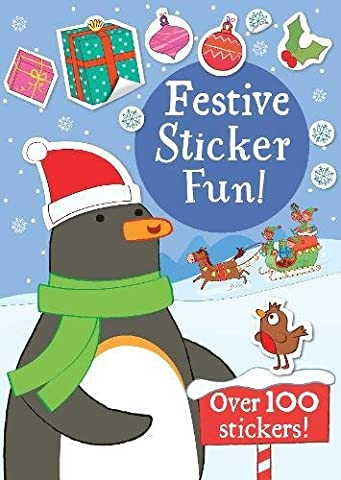 Festive Sticker Fun!: Over 100 stickers!