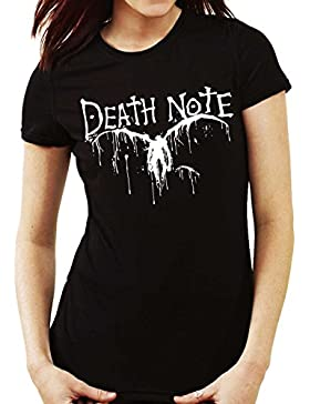 35mm - Camiseta Mujer Death Note