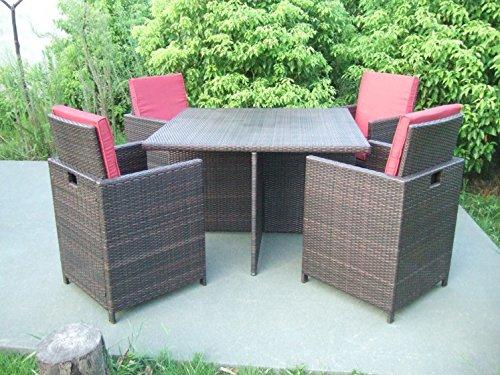 Mesa de jardín grupo