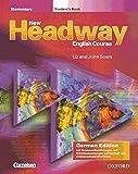 New Headway English Course: Elementary - German Edition: Student's Book mit zweisprachiger Vokabelliste mit Class CDs