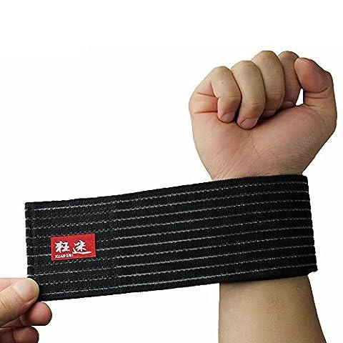 kuangmi Hohe elastische Kompression Wrap Bandage 1Stück