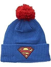 New Era Mujeres gorro de punto Hero Fill Knit Superman 67f43f860dc