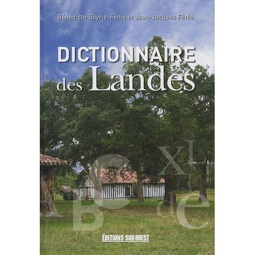Dictionnaire des Landes