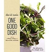 [ One Good Dish Tanis, David ( Author ) ] { Hardcover } 2014