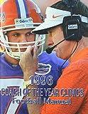 1996 Coach of the Year Clinics Football Manual (Coach of the Year Clinies Football Manuals)