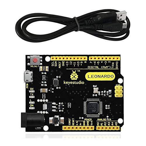 KEYESTUDIO Leonardo R3 Development Board per Arduino Project