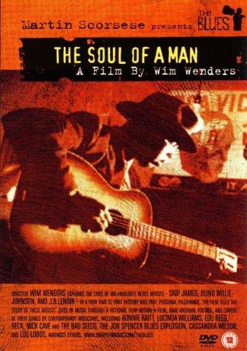 Martin Scorsese Presents the Blues - the Soul of a Man - Soul Men Dvd