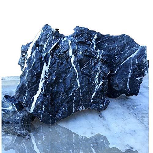 Tikwisdom, roccia Dragon stone da 3,5 kg, per acquario, decorativa, crea uno splendido paesaggio
