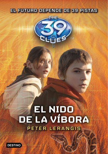 El nido de la víbora: The 39 Clues 7 por Peter Lerangis