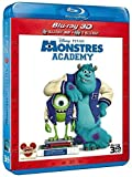 Monstres Academy [Combo Blu-ray 3D + Blu-ray 2D]