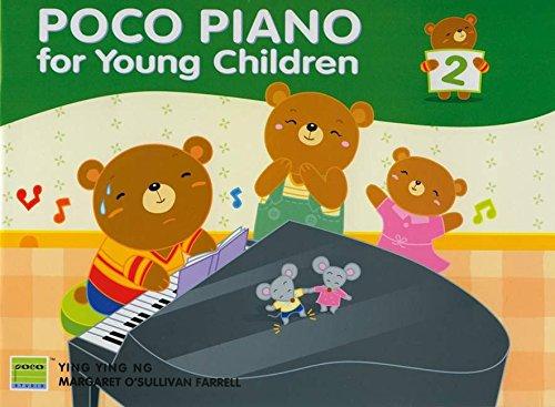 Poco Piano for Young Children Book Two (Poco Studio Edition)