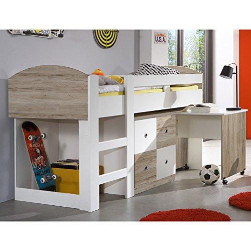 Wimex 326238 Hochbett Kinderbett