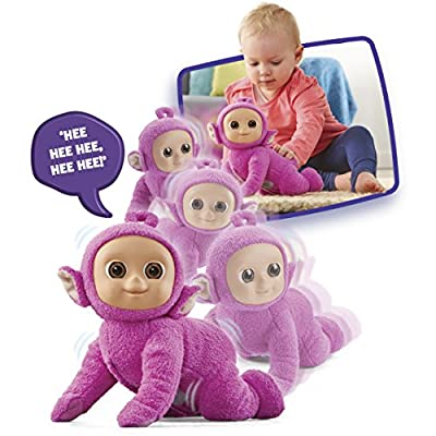 Teletubbies 06437 Shuffle and Giggle Tiddlytubby Plush