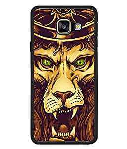 Fuson Designer Back Case Cover for Samsung Galaxy A5 (6) 2016 :: Samsung Galaxy A5 2016 Duos :: Samsung Galaxy A5 2016 A510F A510M A510Fd A5100 A510Y :: Samsung Galaxy A5 A510 2016 Edition (floral design pisces zodiac sign )