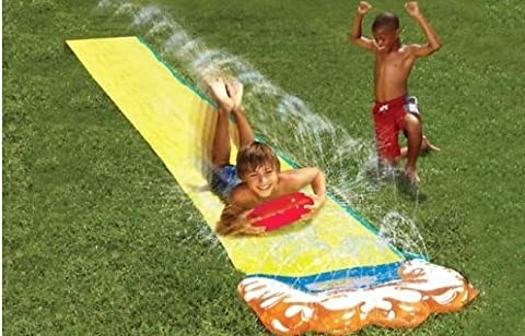 Great Gift For Kids! Water Slide Sprinklers Splash Pool Play Mat! \ Bouncy Castle Toy Game Pool Slide Ring Loungers Play Kids Child Boy Girls Outdoor Patio Garden Swim Float Chairs Baby Bounce Tube Summer Floating Swimming Seats Funny Cool Birthday Gift Center Beach Large Playground Toddler Playsets Outside Backyard Equipment Fun Special Structures Playhouse Sports Preschool Lawn