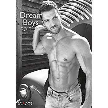 Dream Boys 2019 Wandkalender