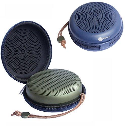 Funda protectora portátil, blanda, para viaje de NiceCool® para BeoPlay A1B & O PLAY de Bang & Olufsen, caja para guardar cosas, sistema de altavoz inalámbrico Bluetooth Blue for BeoPlay A1