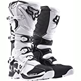 Fox White 2016 Comp 5 MX Boot