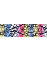 Ysprings Impresión Digital Microfibra Toalla de Viaje de Secado rápido Toalla de enfriamiento Toallas Deportivas para