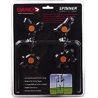 Gamo BSA Spinner Objetivos Giratorio para Pistolas/Rifles de Aire - Con 6 objeticos balanceados que se reinician automaticamente. En objetivo se clava en el suelo