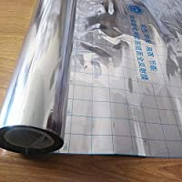 Torque Traders Aluminum Foil Insulation High Quality Mirror Reflection Film 2M2/