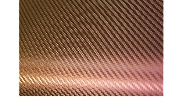 vinie Chameleon 3 D Carbon Rot Wird zu Gold Autofolie 200x152cm Blasenfrei mit Luftkan/äle Gratis Montageanleitung 12,99/€//1qm