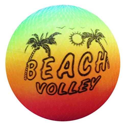 1 BALLON DE PLAGE 17 CM VOLLEY BEACH PLAGE JEUX JOUET