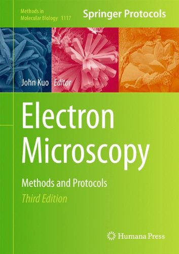 Electron Microscopy: Methods and Protocols (Methods in Molecular Biology, Band 1117) (Electron Beam)