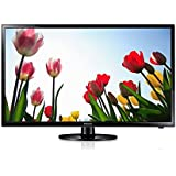 Samsung 18.5 inch (46.9 cm) LED Backlit Computer Monitor - HD Ready, AH-IPS Panel with VGA Port - LS19F350HNWXXL (Black)