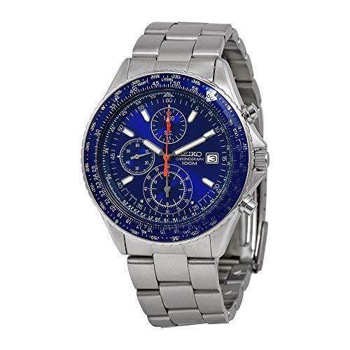 Seiko Watches SND255 - Orologio da polso da uomo, acciaio inox
