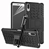iCatchy For Sony Xperia L3 Case Heavy Duty Tough Rugged