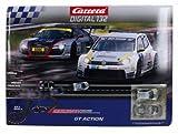 Carrera Digital 132–20030158–Fahrzeug Miniatur und Circuit–GT Action–ACM Set 2012