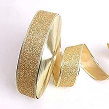 suchergebnis auf f r goldene hochzeit schleifenband gold. Black Bedroom Furniture Sets. Home Design Ideas