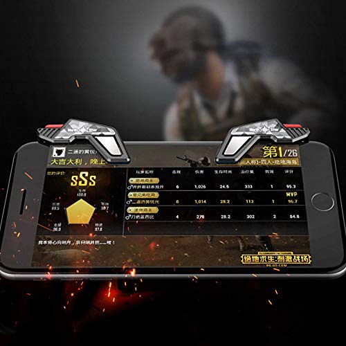 ReTrack North Star G4 Shooter Aimkey Gaming L1R1 Trigger Joystick Fire Button PUBG Joystick