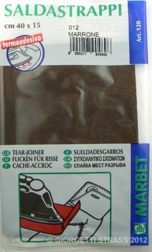 saldastrappi-termoadesivo-marbet-40-x-15cm-cotone-copri-strappi-buco-marrone-rammendare-rinforzo-ram