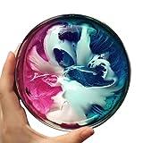 Gusspower Fluffy Floam Slime 100ml Schöner Mischender flaumiger Floam-Schlamm parfümiert Druckentlastungs-Spielzeug-Kind Gefärbt