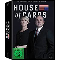House of Cards - Staffel 1 bis 3