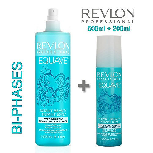 Equave Keratin Revlon 200ML + recharge 500ML