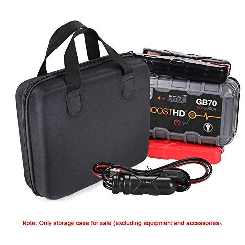 Preisvergleich Produktbild sPuPart Aufbewahrungsbox für NOCO Genius Boost GB70 Power tragbare stoßfeste Aufbewahrungsbox Auto Notstromversorgung