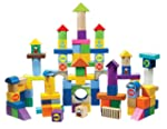 Wooden Toys Thomas and Friends 100 Bl...