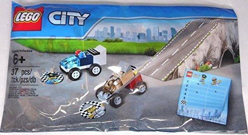 Lego 5004404 Polizei Verfolgung Give Away Promo Poly Bag -