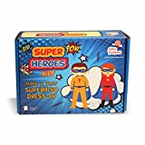 #9: Activity Kit for kids - Superhero Box from Globetrotters Box (Age 3+)
