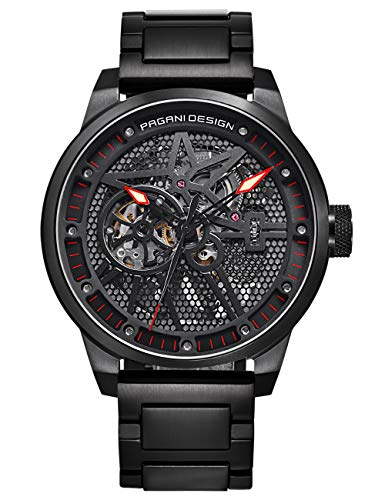 Pagani design da uomo automatico orologio meccanico-analogico di...
