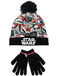 Amazon.fr   Star Wars - Packs bonnet, écharpe et gants   Accessoires ... 00cb14418e0