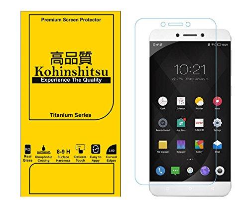 Kohinshitsu Platinum Series Screen Guard - Tempered Glass Screen Protector for LeEco Le Max 2 / Le Max 2 / Max 2 Mobile Phone 2016 Model
